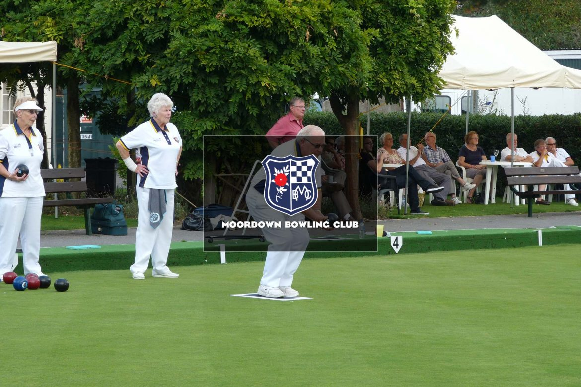 Moordown Bowling Club Website by Lucent Dynamics Bournemouth