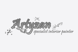 Artyzan Logo - Client of Lucent Dynamics Website Design in Bournemouth, Poole and Christchurch