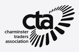 Charminster Traders Association Logo - Client of Lucent Dynamics Website Design in Bournemouth, Poole and Christchurch