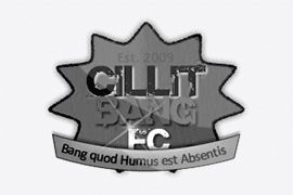 Cillit Bang FC Logo - Client of Lucent Dynamics Website Design in Bournemouth, Poole and Christchurch