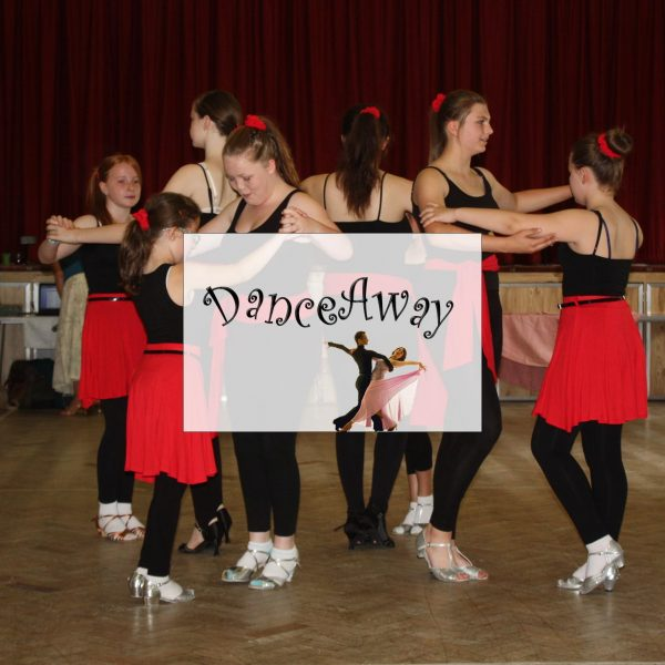 DanceAway Website by Lucent Dynamics Bournemouth