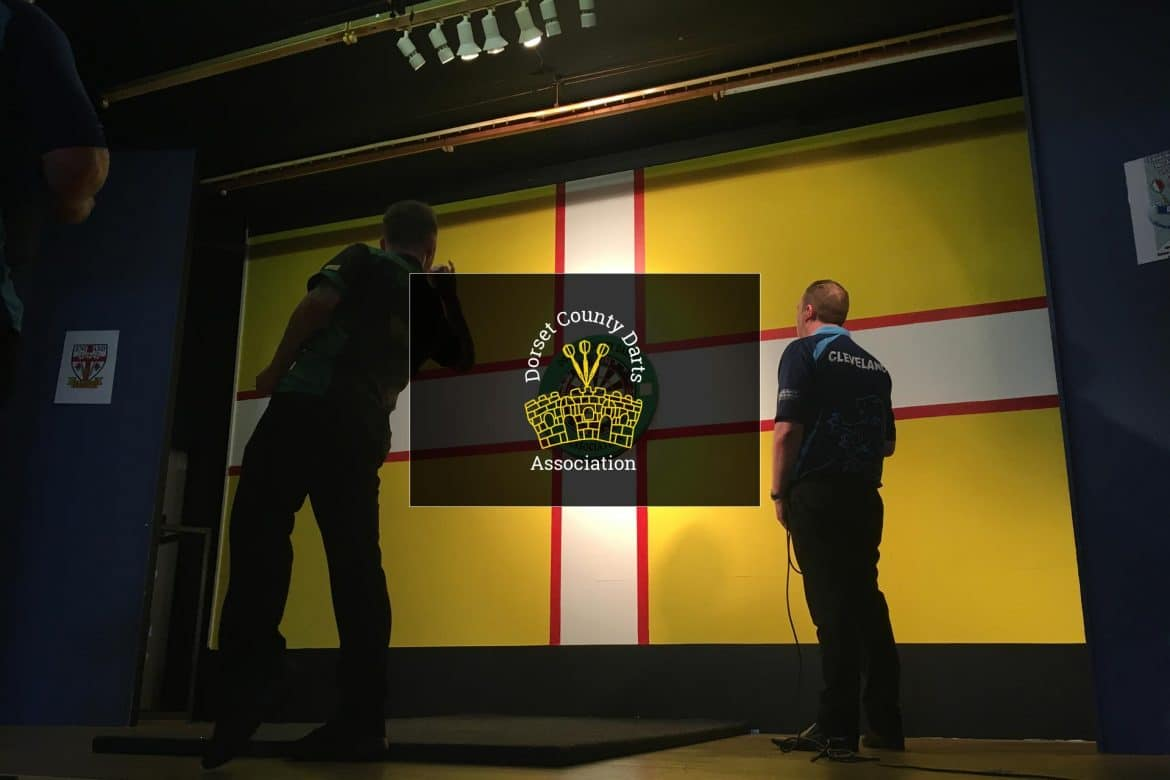 Dorset County Darts Association Website by Lucent Dynamics Bournemouth