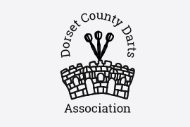 Dorset County Darts Association Logo - Client of Lucent Dynamics Website Design in Bournemouth, Poole and Christchurch