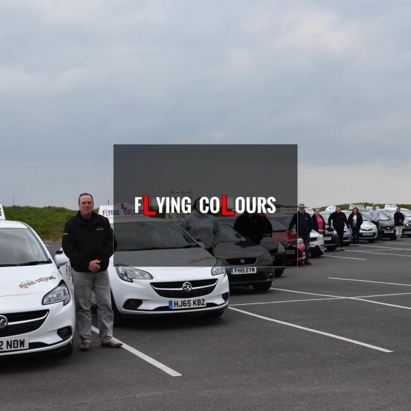 Flying Colours School of Motoring Website by Lucent Dynamics Bournemouth