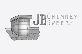 JB Chimney Sweep Logo - Client of Lucent Dynamics Website Design in Bournemouth, Poole and Christchurch