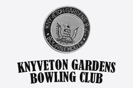 Knyveton Gardens Bowling Club Logo - Client of Lucent Dynamics Website Design in Bournemouth, Poole and Christchurch