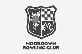 Moordown Bowling Club Logo - Client of Lucent Dynamics Website Design in Bournemouth, Poole and Christchurch