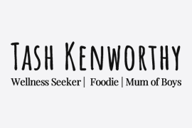Tash Kenworthy Logo - Client of Lucent Dynamics Website Design in Bournemouth, Poole and Christchurch