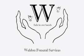 Weldon Funeral Services Logo - Client of Lucent Dynamics Website Design in Bournemouth, Poole and Christchurch