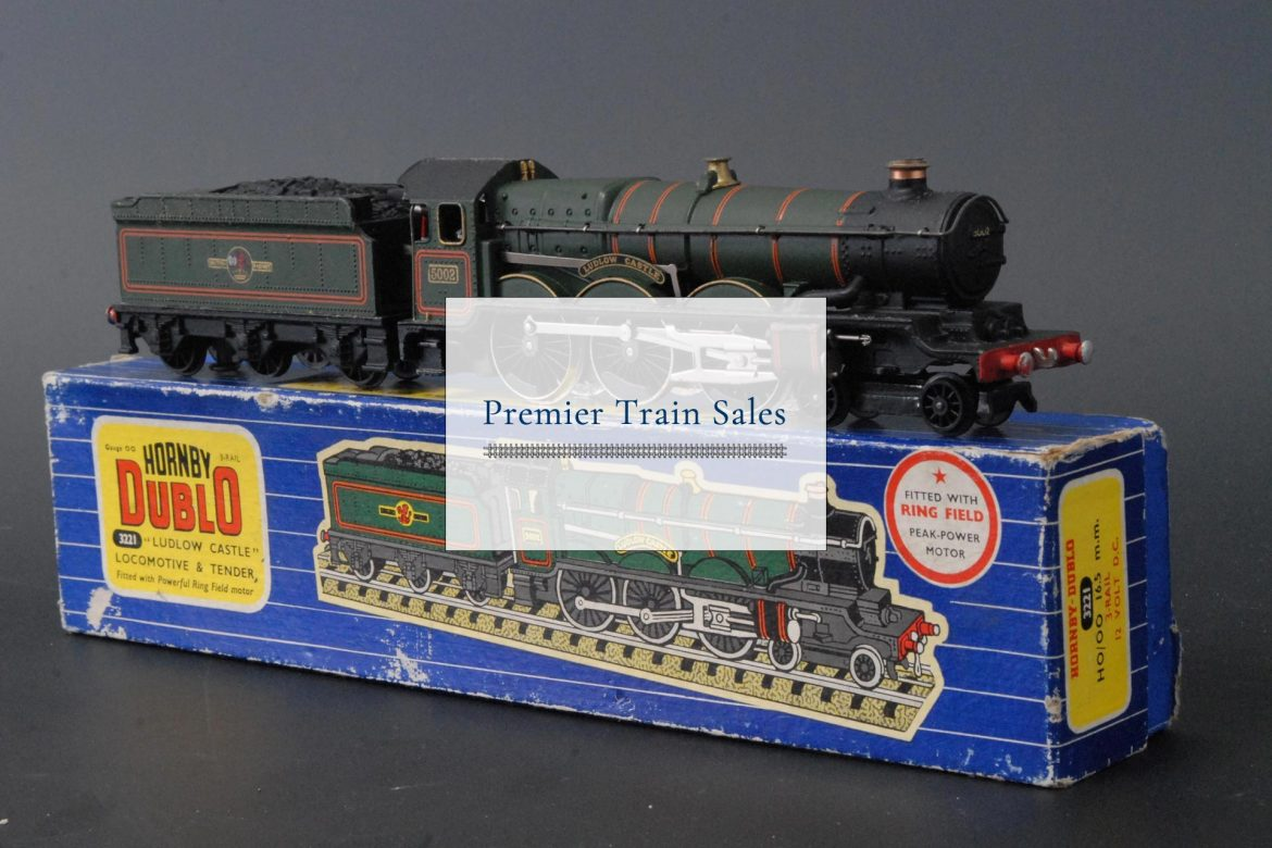 Premier Train Sales Website by Lucent Dynamics Bournemouth