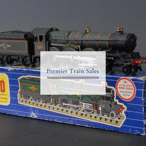 Premier Train Sales Website by Lucent Dynamics Bournemouth