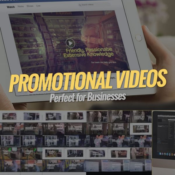 Promotional Videos Bournemouth, Poole, Christchurch by Lucent Dynamics