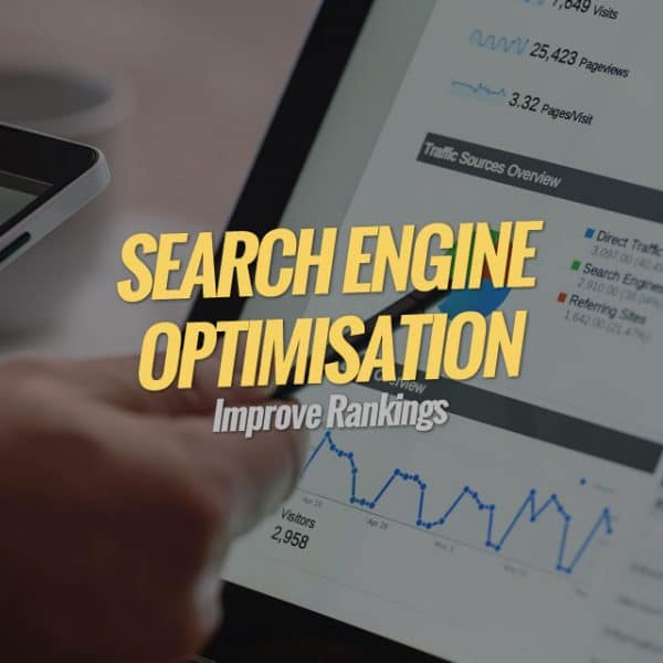 Search Engine Optimisation Bournemouth, Poole, Christchurch by Lucent Dynamics
