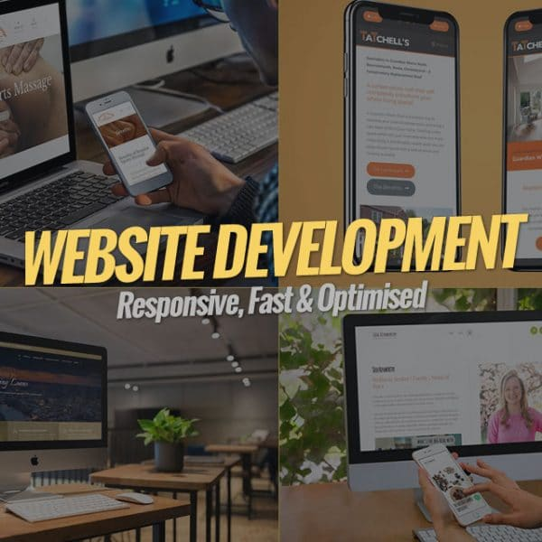 Website Development Bournemouth, Poole, Christchurch by Lucent Dynamics