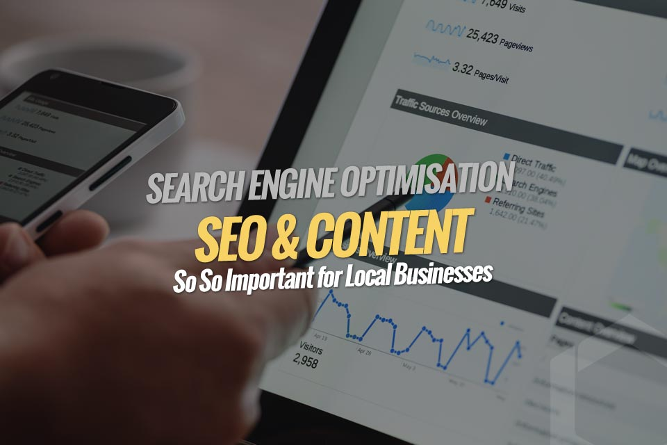 SEO and Content - So So Important for Local Businesses - Lucent Dynamics Blog